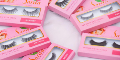 Eyelashes Sarita Beauty Bikin Penampilan Menawan saat Silaturahmi | Genpi.co