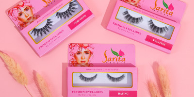Mau Gaya Dolly Eyes Makeup Look? Pakai Eyelashes Sarita Beauty | Genpi.co