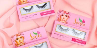 Ladies, Sayangi Mata Indahmu dengan Eyelashes Sarita Beauty