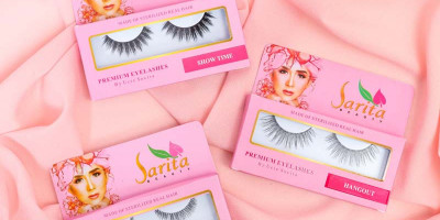 Ladies, Sayangi Mata Indahmu dengan Eyelashes Sarita Beauty | Genpi.co