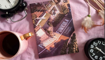 Novel Terbaru! Funiculi Funicula, Pengalaman Kunjungi 2 Masa