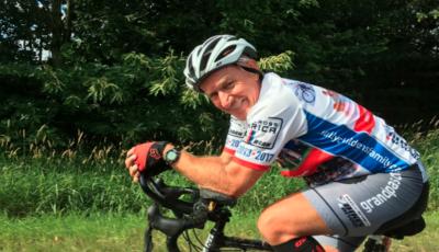 Top! Arvid Loewen Pecahkan Rekor Dunia Bersepeda Sejauh 11.315 Km