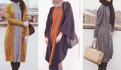 4 Tren OOTD Muslimah Kekinian untuk Lebaran, Intip Yuk!
