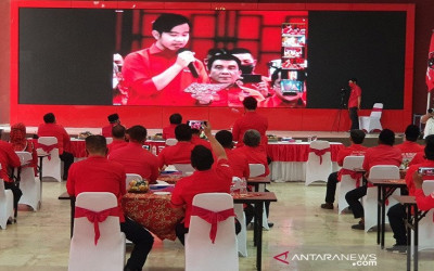 PDIP Usung Gibran di Solo, Bagaimana Nasib Bobby Nasution?