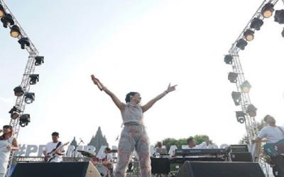 Konser Prambanan Jazz Online Gunakan Teknologi Canggih