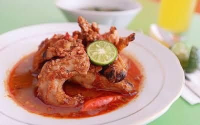 Selain Ayam Taliwang, Lombok Juga Punya Ayam Rarang