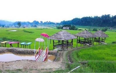 Hari Pariwisata Dunia, Sulbar Luncurkan Desa Wisata Tondok Bakaru