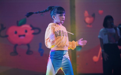 Gelar Konser Perdana, Neona Ingin Bangkitkan Era penyanyi Cilik