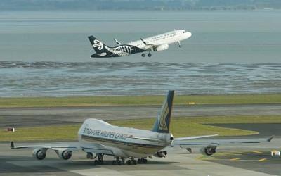 Ada Gangguan Radar, Penerbangan Selandia Baru Sempat Dihentikan