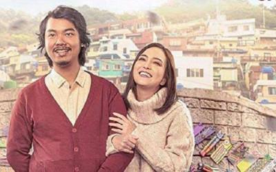 Shandy Aulia Berasa Bintang Korea di Film Cinta Itu Buta