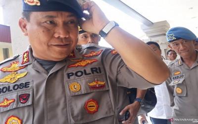 Kapolda: Bali Aman dari Ancaman Teroris Jelang Natal