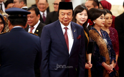 Wantimpres Dato Sri Tahir Tajir Banget, Jokowi Kalah Jauuuuhhh