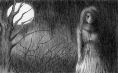 Seram! Hantu Lady Gentayangan Tiap Malam di Danau White Rock