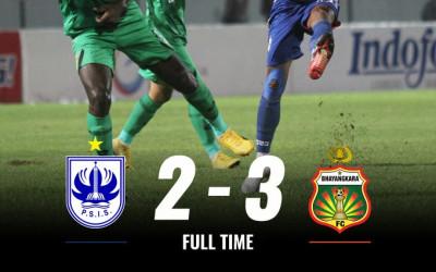 PSIS Semarang vs Bhayangkara FC 2-3: Benar-Benar Menegangkan