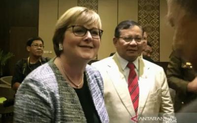 Prabowo Keren, Cetuskan Pasukan Perdamaian Berkonsep Baru