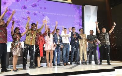 International Flower Competition Beri Rp 1 Miliar Buat Taman SD