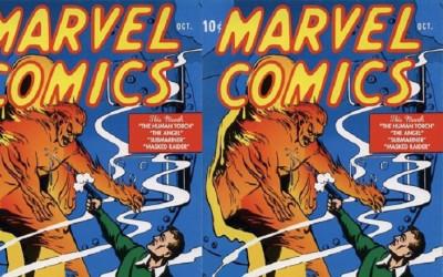 Komik Marvel Pertama Terjual Harga Rp 17 Miliar