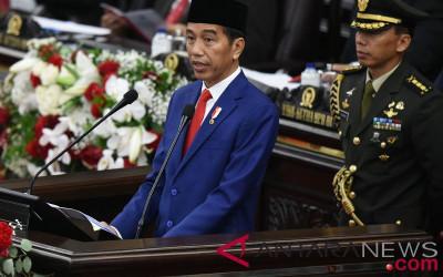 Sidang Tahunan MPR Digelar Hari Ini, Jokowi Akan Pidato 3 Kali