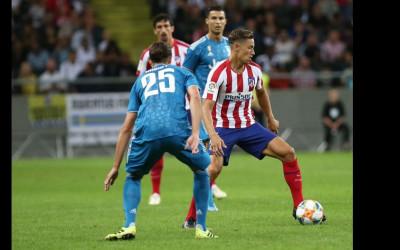 Juventus Dibungkam Atletico Madrid di Laga Minggu Dini Hari