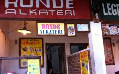 Ke Destinasi Wisata Bandung, Icip-icip Juga Kuliner Legendaris