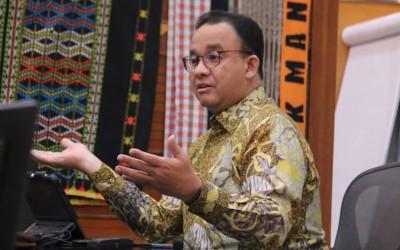 Pengumuman, PSBB DKI Jakarta Diperpanjang 2 Minggu