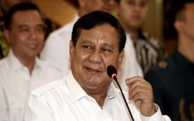 Hasil Survei: Prabowo, Menteri Paling Kinerjanya Bagus