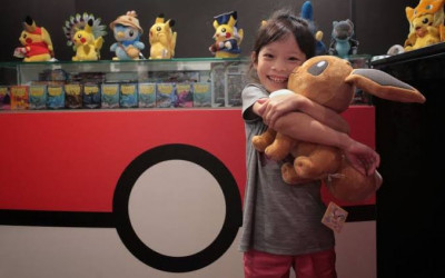Simone Lim, Bocah 7 Tahun Juara Turnamen Gim Pokemon Dunia