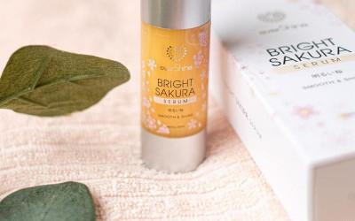 Cegah Penuaan Dini Dengan Bright Sakura Serum Skincare