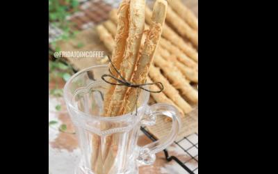 Saatnya Bikin Cheese Bread Stick Supercantik, Dijamin Nggak Ribet