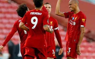 4 Rekor Liverpool usai Juara Liga Inggris