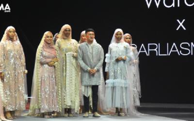 Barli Asmara, Prestasi untuk Industri Mode Indonesia