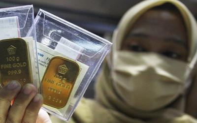 Harga Emas Antam Hari ke-8 Ramadan Turun Rp 6.000/Gr, Kenapa Sih?