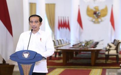 Kepuasan Masyarakat Terhadap Jokowi Naik Tipis