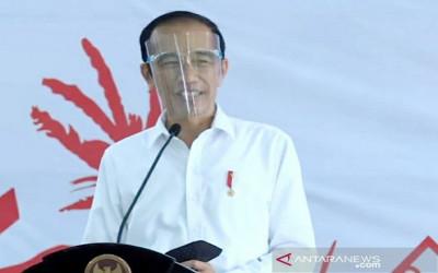 Presiden Jokowi Akhirnya Merespons Omnibus Law UU Cipta Kerja