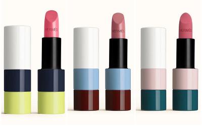 Buat Malam Mingguan, Hermes Launching Lipstik Pink Terbatas!
