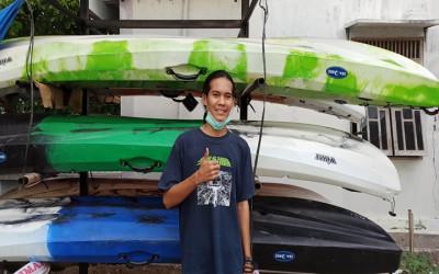 Hebat! Pemuda ini Sukses Buat Destinasi Wisata Baru di Cepu Blora