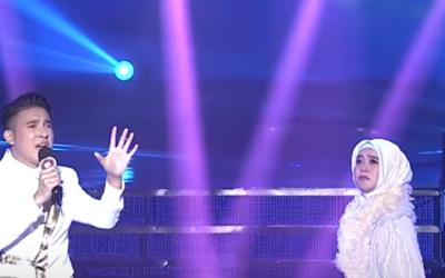 Keren! Duet Lesty Kejora dan Gunawan LIDA Trending-nya Awet