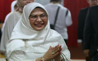 Hasil Survei, Elektabilitas Putri Wapres Ma'ruf Amin Nomor Buncit