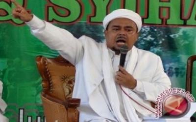 Habib Rizieq Langsung Pulang ke Rumah Petamburan