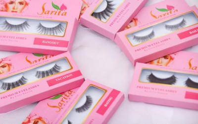 Eyelashes Sarita Beauty Varian Daily Bikin Bulu Mata Lentik