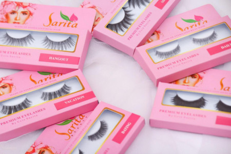 Eyelashes Sarita Beauty Bikin Penampilan Menawan saat Silaturahmi
