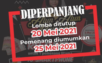 Lomba Cover Lagu Alun-Alun Mojokerto Diperpanjang, Ayo Ikutan