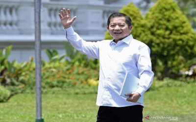 Jabatan Plt Ketum PPP Suharso Monoarfa Mulai Digoyang