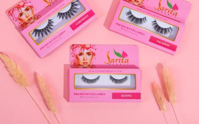 Pengguna Softlens Sangat Aman Pakai Eyelashes Sarita Beauty