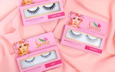 Cari Efek 3D dari Eyelashes? Coba Aja 2 Varian dari Sarita Beauty