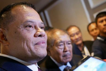 Pilpres 2024: Gatot Nurmantyo Sebut Nama Jokowi, AHY Tahu Diri