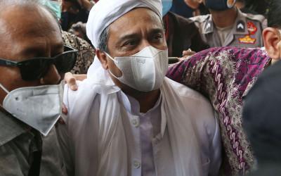 BeritaTop 5: Calon Pengganti Megawati, Habib Rizieq Marah