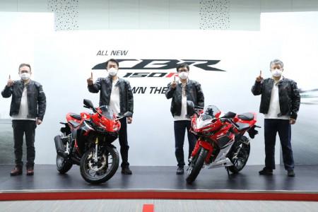 Honda CB150R Streetfire 2021 Kece Badai, Desainnya Agresif