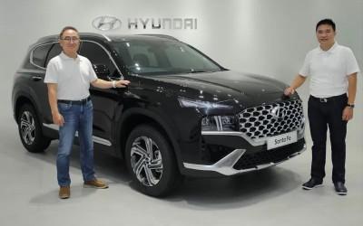 Bedah Spesifikasi Hyundai New Santa Fe, Sebegini Harganya