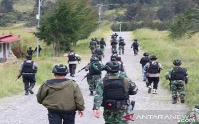 KKB Papua Bunuh Guru SD, Pengakuan Jubir Sangat Mengejutkan
